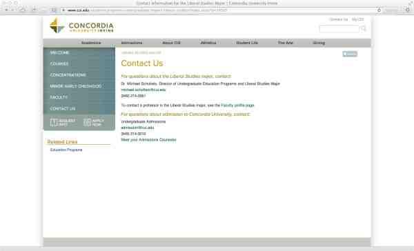 blog case study majors contact